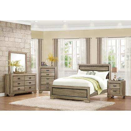 Beechnut - Queen Bed, Dresser, Mirror, and Nightstand