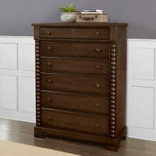SCOTSMAN CO. AMERICAN HEIRLOOM COLLECTION TALL CHEST