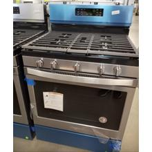 See Details - 5.0 cu. ft. Whirlpool® gas convection oven with Frozen Bake™ technology