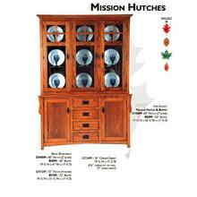 Mission Hutches
