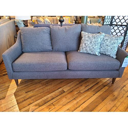 Best Home Furnishings - Smitten Stationary Sofa - Charcoal