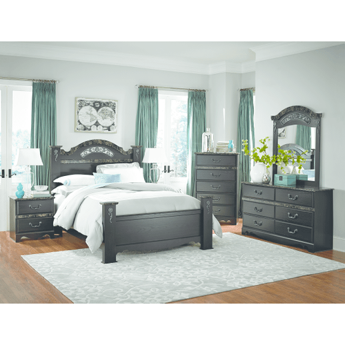 Queen Bed Frame - Verona