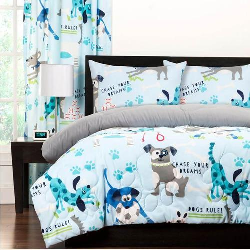 """""""Chase Your Dreams"""" Crayola Comforter Sets Twin"""