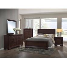 Fenbrook 4PC Cal King Bed Set