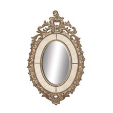 See Details - TRADITIONAL OVAL MIRROR