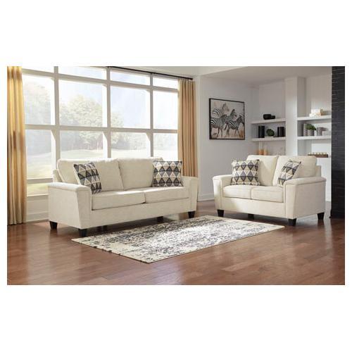 - Abinger Sofa and Loveseat Set