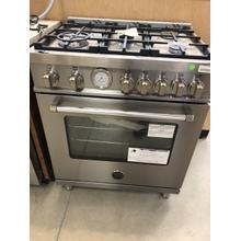 "See Details - 30"" Master Series range - Gas oven - 5 aluminum burners - LP version"