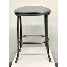 "Wesley Allen ""Canton"" Backless Bar Stool"