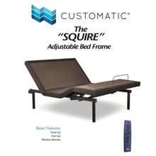 SQUIRE ADJUSTABLE MATTRESS BASE