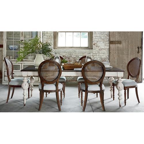 Bassett Furniture - Avondale Table & 6 Chairs