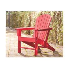 See Details - Sundown Treasure Adirondack Chair - Red