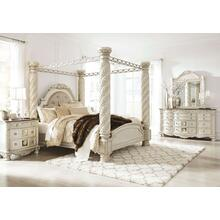 B750POST  King Poster Bed - Cassimore