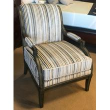 Striped chair