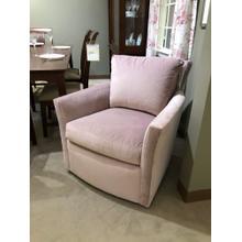Product Image - Velvet Swivel Chair