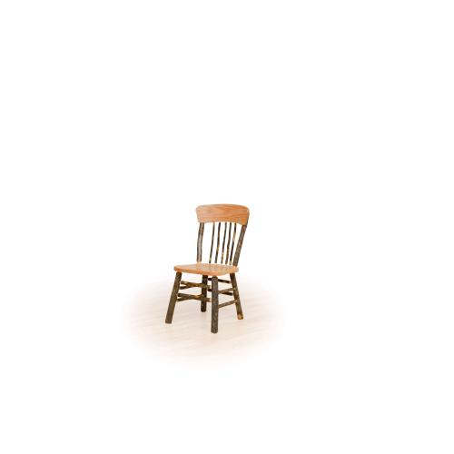 Brage Rustic Collection - Hickory Oak Side Chair