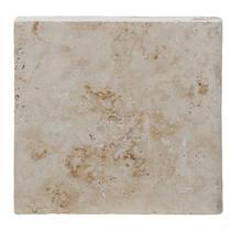 12x12 Ivory Tumbled Travertine Coping (3cm)