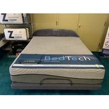 "Gel Max 12"" memory foam mattress"