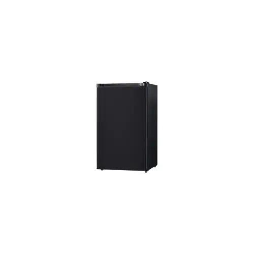 Compact Single-Door Refrigerator with Freezer Section, 4.4 Cubic Feet