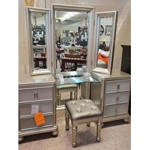 View Product - Samuel Lawrence Vanity with Stool