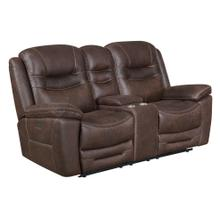 See Details - KLAUSSNER TURISMO RECLINING POWER LOVESEAT