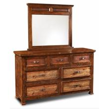 Copper Ridge Dresser & Mirror