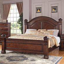 AUSTIN GROUP 527-60QB Isabella Queen Bed