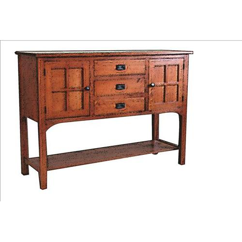 Product Image - Larson Mission Hutch & Buffet