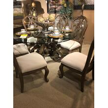 7 Piece Traditional Dining Set - NOW 65%FF!!