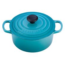 See Details - 2 qt. Signature Round French Oven/Dutch Oven Assorted Colors
