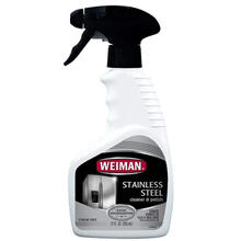 View Product - Weiman Stainless Steel Cleaner & Polish Spray - 2 Pack