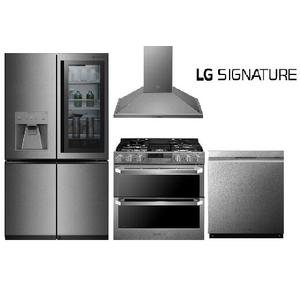 """LG SIGNATURE 30"""" PACKAGE"""