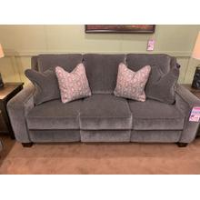 685 - West End - Power Reclining Sofa With Adjustable Headrest