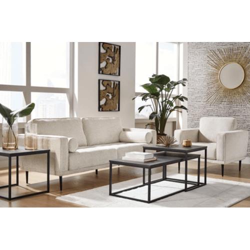 - Caladeron Sofa and Chair Set