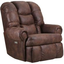 View Product - Dorado Walnut Larger Scale Recliner