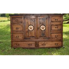 Laredo Dresser XL (No Mirror)