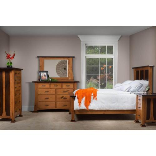 Amish Craftsman - Caledonia Bedroom Collection