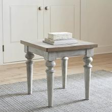 Product Image - Rustic Antique End Table