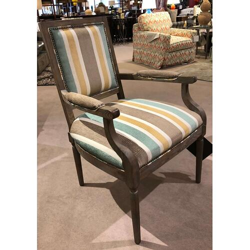 Product Image - Dorean Fabric Chair-Floor Sample-**DISCONTINUED**