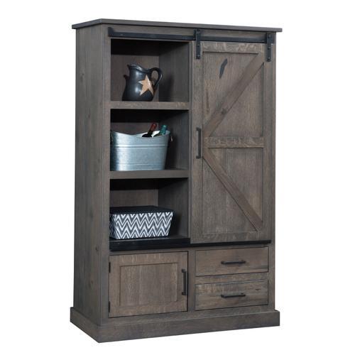 Amish Craftsman - Mulit-Use Cabinet