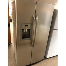 See Details - Used GE Side By Side Refrigerator