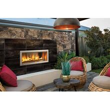 HZO42 Outdoor Gas Fireplace