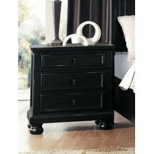 HOMELEGANCE 1714NS Laurelin Night Stand