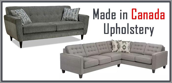 Made in Canada Upholstery