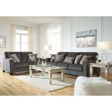 Ashley 430 Gavril Smoke Sofa and Love