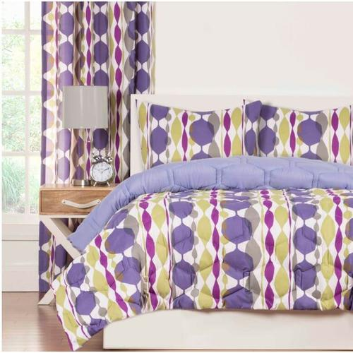 """Be Jeweled"" Crayola Comforter Sets Twin"