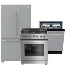 Beko Pro-Style Range Kitchen Suite