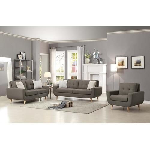 Deryn Sofa and Love Seat