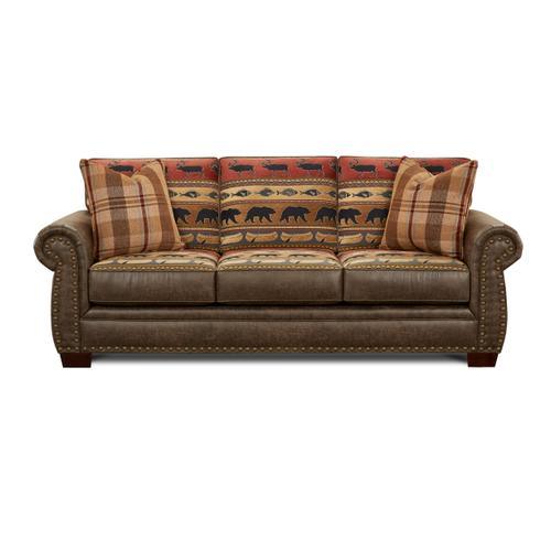Fusion Furniture - Deer Valley Canyon Sleeper