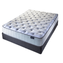See Details - Crosby Euro Firm Mattress