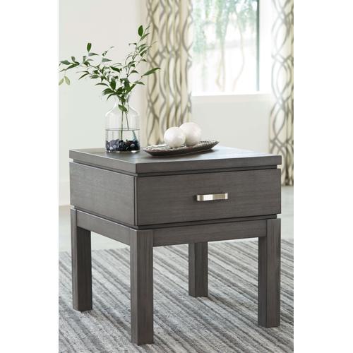 Ashley Furniture - Caitbrook End Table